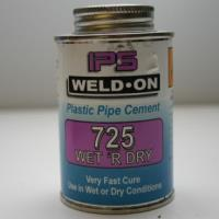 Solvent Glue Wet R Dry 240ml